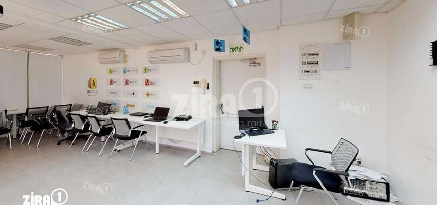משרד בבניין בית Zap Group | קומה 0 | שטח 50מ״ר  | תמונה #0 - 1