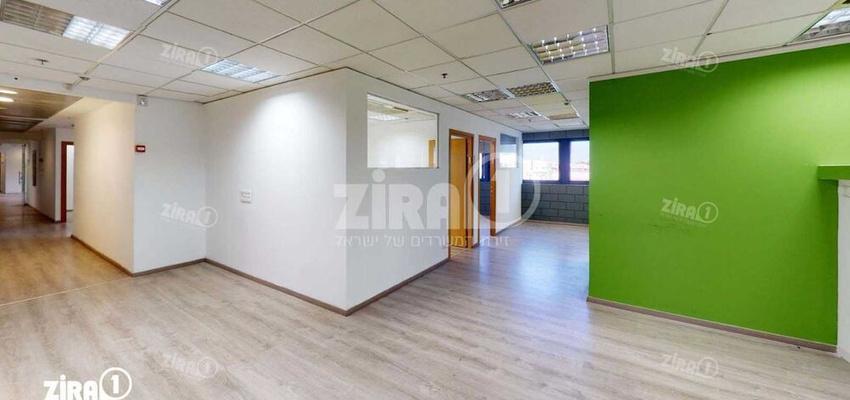 משרד בבניין מרכז אלרוד | קומה 2 | שטח 315מ״ר  | תמונה #0 - 1