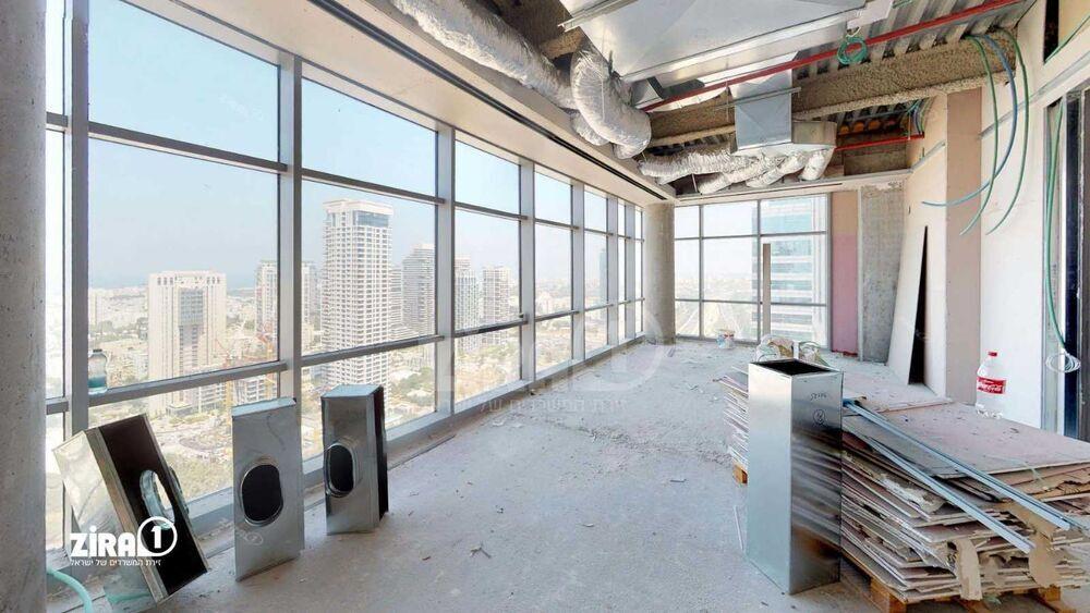 משרד בבניין בית גיבור ספורט  | קומה 32 | שטח 250מ״ר  | תמונה #0 - 1