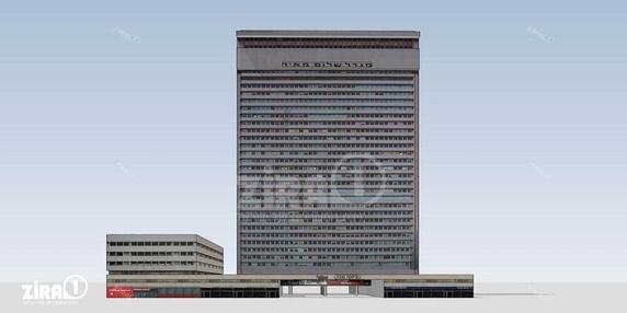 בניין מגדל שלום מאיר בתל אביב יפו | רמת הבניין classA | תמונה #4 - 1