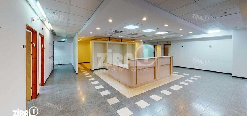משרד בבניין הפרת 2 | קומה 2 | שטח 280מ״ר  | תמונה #0 - 1