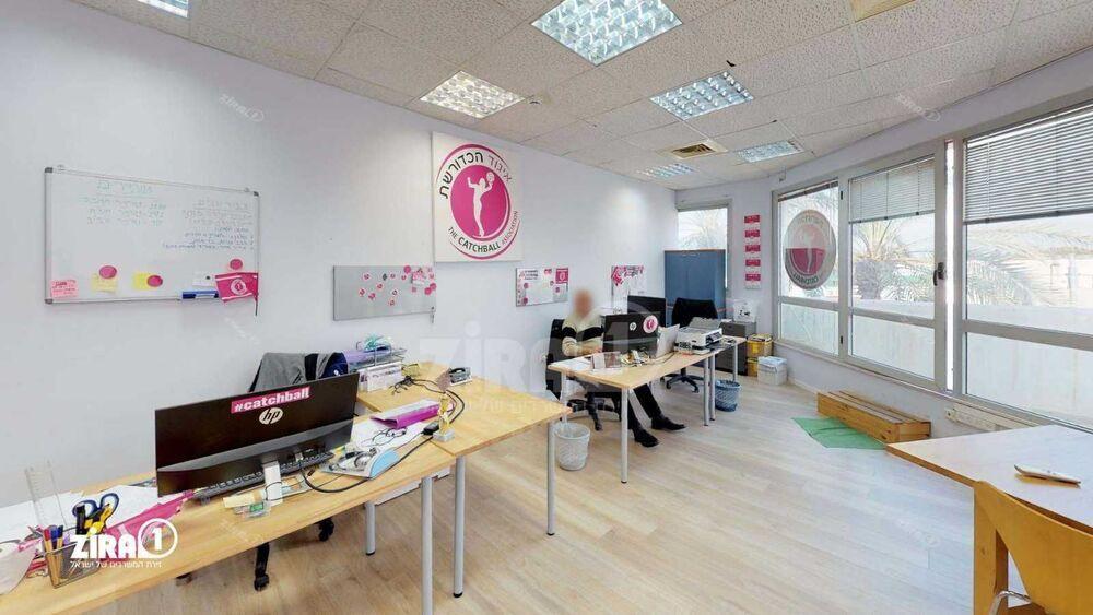 CoWorking Israel-התעשייה 25   משרד פרטי ל-  1 - 20 אנשים    תמונה #1 - 1