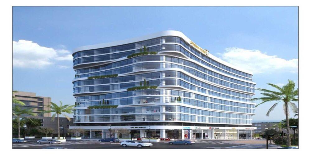 פרויקטים בהקמה מגדל החלוצים  בנתניה | רמת הבניין classA | תמונה #0 - 1