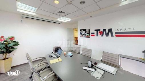 משרד בבניין בית T&M | קומה 4 | שטח 260מ״ר  | תמונה #17 - 1