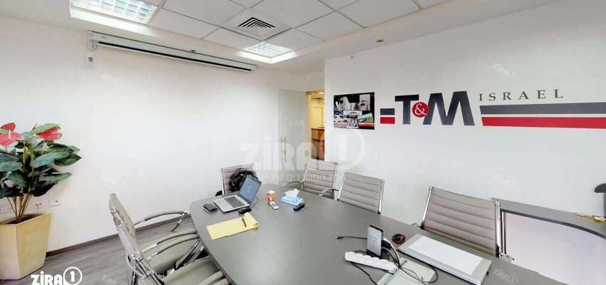 משרד בבניין בית T&M   קומה 4   שטח 260מ״ר    תמונה #0 - 1