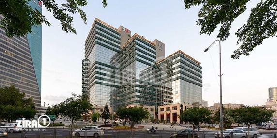 בניין בית אמות ביטוח בתל אביב יפו | רמת הבניין classA | תמונה #5 - 1