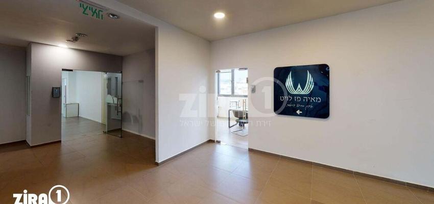 משרד בבניין בית מולדובסקי | קומה 2 | שטח 99מ״ר  | תמונה #0 - 1