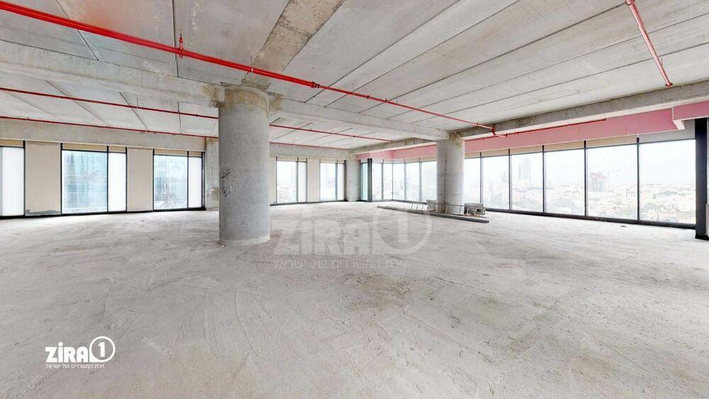 משרד בבניין H-Tower רסיטל   קומה: 11   שטח 1210 תמונה   מ׳׳ר #22 - 1