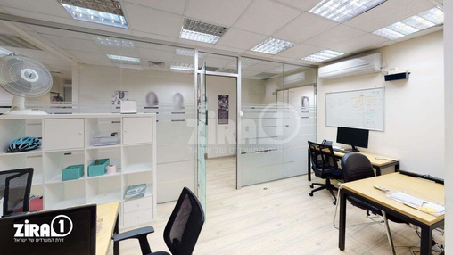 משרד בבניין בית שמעיה | קומה 3 | שטח 100מ״ר  | תמונה #6 - 1