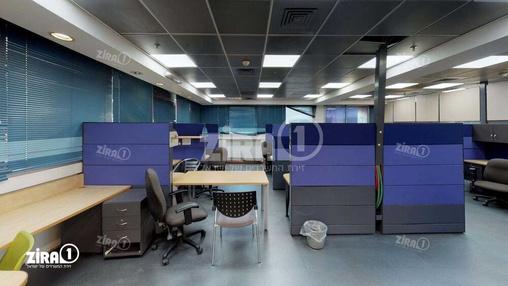 משרד בבניין הלפיד 8 | קומה 2 | שטח 350מ״ר  | תמונה #2 - 1