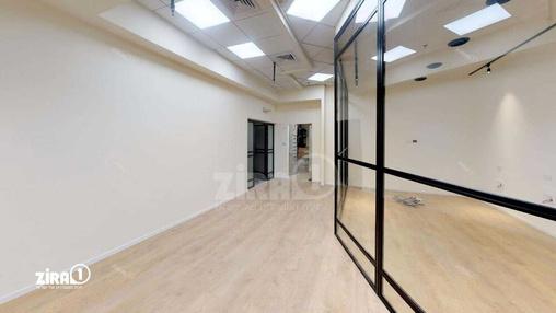 משרד בבניין בית גיבור ספורט  | קומה 25 | שטח 135מ״ר  | תמונה #15 - 1