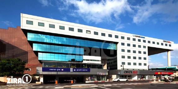 בניין מעוף  בהרצליה | רמת הבניין classB | תמונה #8 - 1