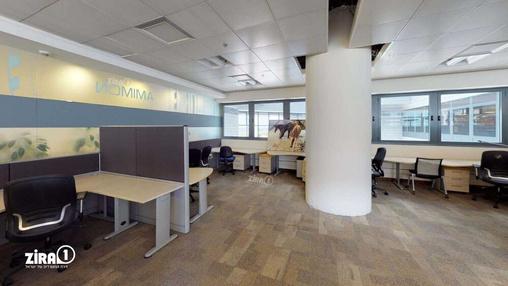 משרד בבניין בית רקפת | קומה 7 | שטח 1400מ״ר  | תמונה #16 - 1