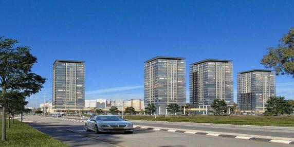 בניין מול החוף ווילג' בחדרה | רמת הבניין classA | תמונה #1 - 1