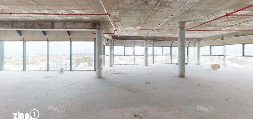 משרד בבניין  בית אמפא  -הרצליה ספיר 1   קומה 13   שטח 658מ״ר    תמונה #0 - 1