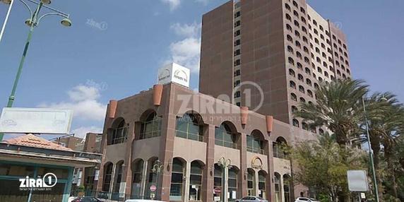 בניין בניין מול הקשתות בבאר שבע   רמת הבניין classB   תמונה #13 - 1