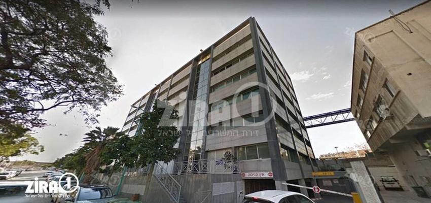 בניין הלפיד 8 בפתח תקווה | רמת הבניין null | תמונה #0 - 1
