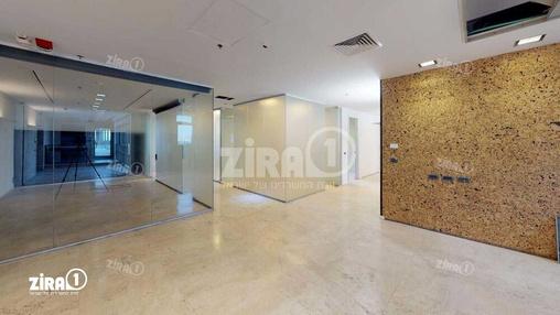 משרד בבניין מגדלי זיו- בניין D | קומה 10 | שטח 800מ״ר  | תמונה #8 - 1