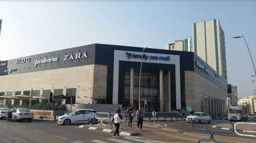 בניין Sea Mall באשדוד | רמת הבניין classB | תמונה #2 - 1