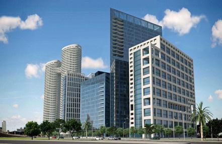 בניין מגדל - WE TLV בתל אביב יפו   רמת הבניין classA   תמונה #0 - 1