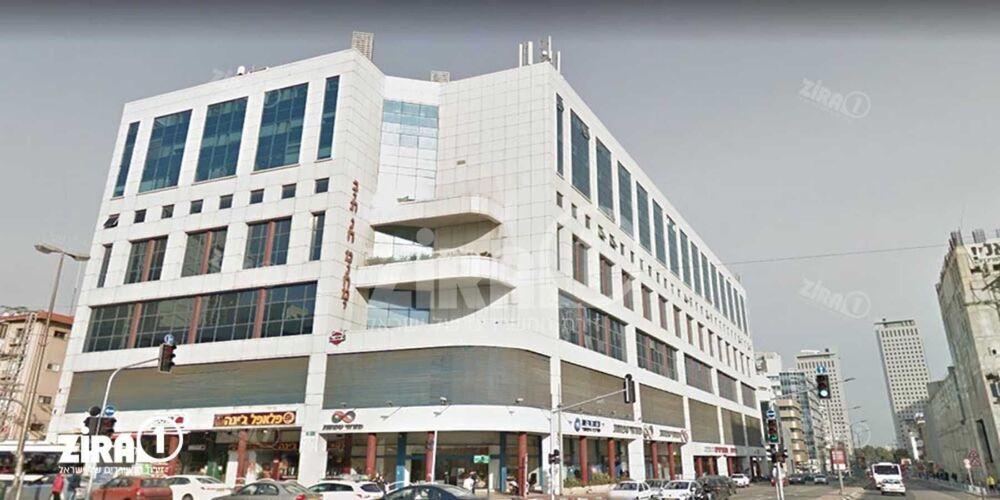 בניין בית נח מנחמי ברמת גן | רמת הבניין classB | תמונה #0 - 1