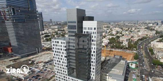 בניין מגדל בר כוכבא בבני ברק | רמת הבניין classA | תמונה #2 - 1