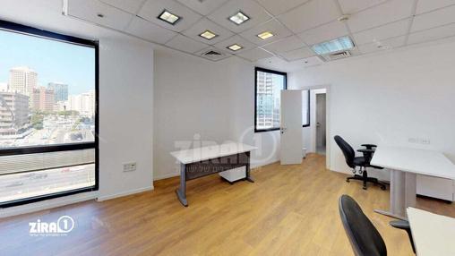 משרד בבניין בית אגיש רבד | קומה 5 | שטח 440מ״ר  | תמונה #1 - 1