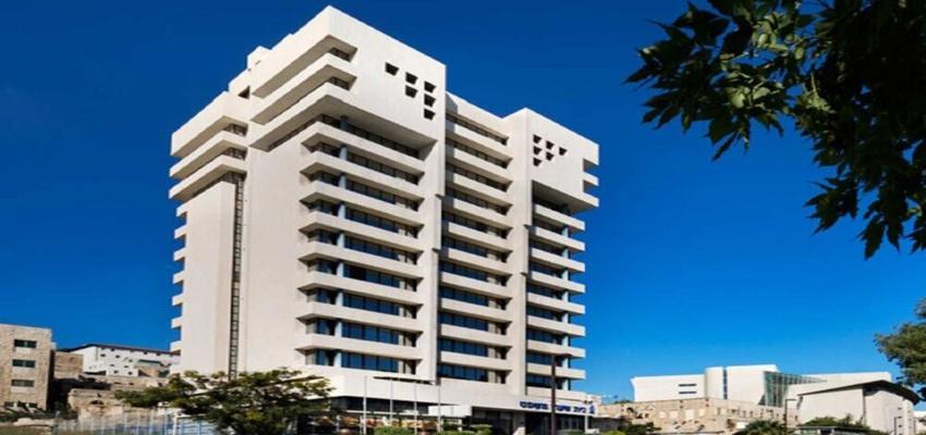 בניין בניין שערי משפט בחיפה   רמת הבניין classB   תמונה #0 - 1