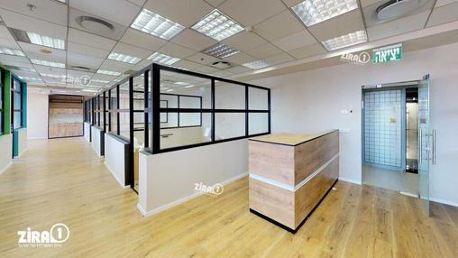 משרד בבניין מגדל משה אביב | קומה 19 | שטח 1200מ״ר  | תמונה #5 - 1