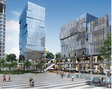 בניין Peri Business Place - פרי ביזנס פלייס ברחובות | רמת הבניין classA | תמונה #0 - 1