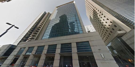 בניין מגדל התיכון בתל אביב יפו | רמת הבניין classA | תמונה #2 - 1