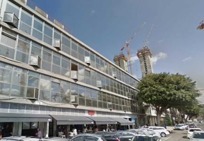 בניין החשמונאים 103  בתל אביב יפו | רמת הבניין classA | תמונה #7 - 1