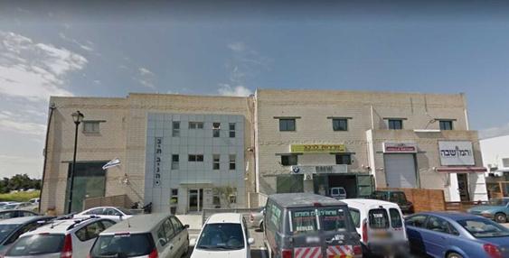 בניין המלאכה 14   בבינימינה | רמת הבניין classB | תמונה #4 - 1