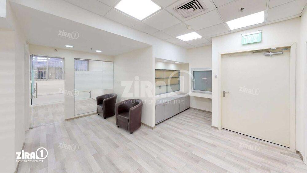 משרד בבניין בניין מטלון סנטר אגף A | קומה 1 | שטח 120מ״ר  | תמונה #0 - 1