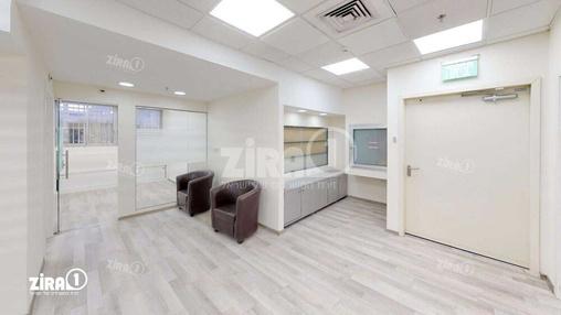 משרד בבניין בניין מטלון סנטר אגף A | קומה 1 | שטח 120מ״ר  | תמונה #4 - 1