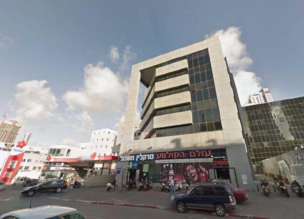 בניין בית יגאל אלון - בניין A בתל אביב יפו | רמת הבניין classB | תמונה #0 - 1