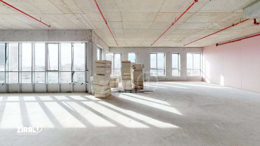 משרד בבניין מגדל בר כוכבא | קומה 12 | שטח 530מ״ר  | תמונה #18 - 1