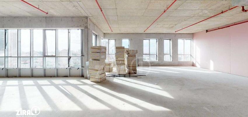 משרד בבניין מגדל בר כוכבא | קומה 12 | שטח 530מ״ר  | תמונה #0 - 1