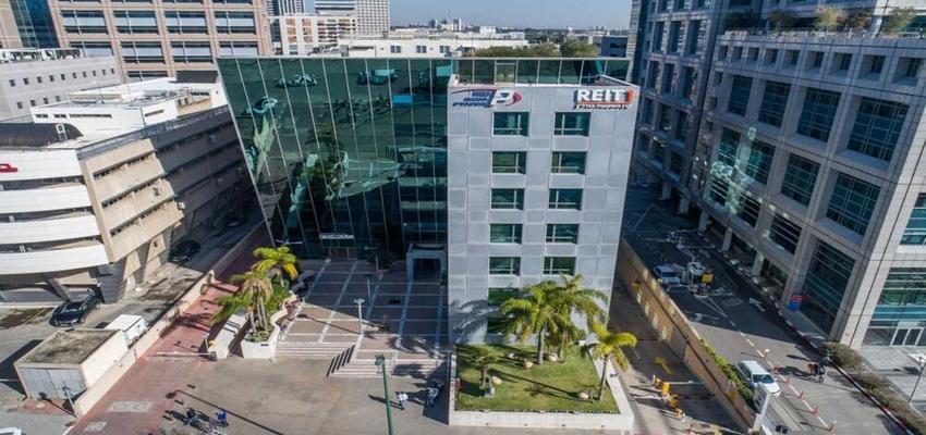 בניין REIT 1 - הנחושת 6 בתל אביב יפו | רמת הבניין classA | תמונה #0 - 1