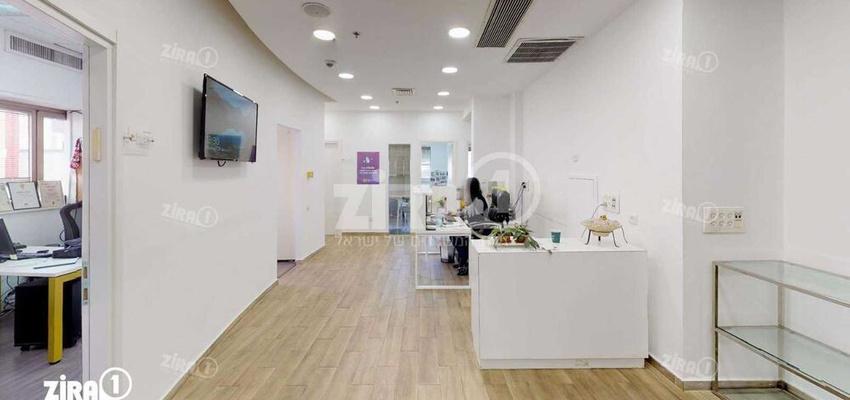 משרד בבניין בית Zap Group | קומה 4 | שטח 400מ״ר  | תמונה #0 - 1