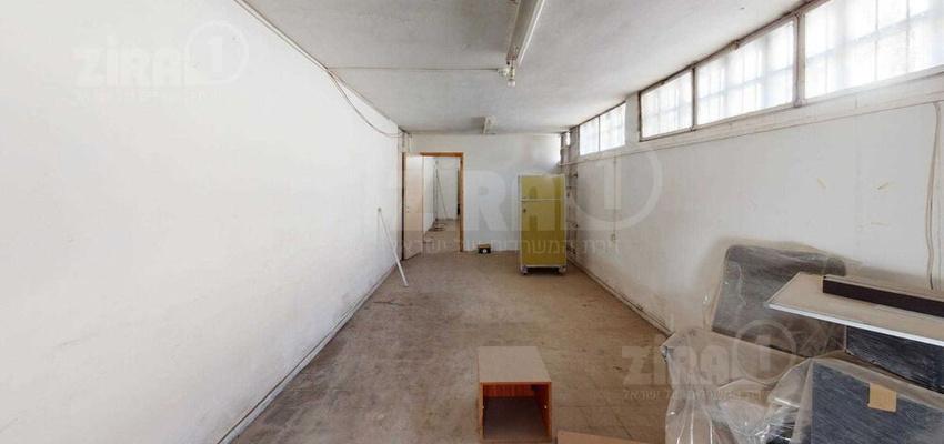 משרד בבניין האורגים 6 | קומה 1 | שטח 140מ״ר  | תמונה #0 - 1