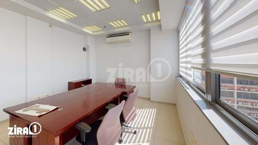 משרד בבניין בניין הסיבים  | קומה 5 | שטח 90מ״ר  | תמונה #8 - 1