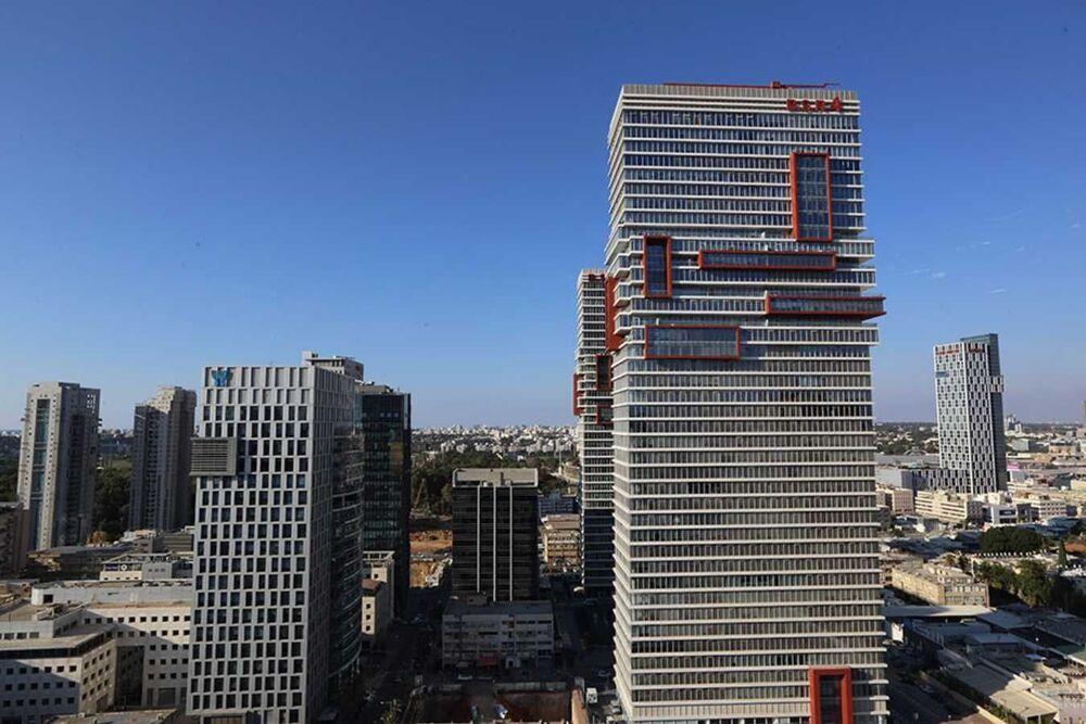 בניין בסר 3 בבני ברק   רמת הבניין classA   תמונה #0 - 1