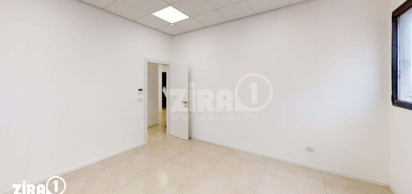 משרד בבניין בניין קורן 2 | קומה 8 | שטח 130מ״ר  | תמונה #0 - 1