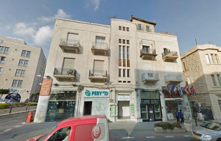 בניין דוד המלך 22 בירושלים | רמת הבניין classB | תמונה #0 - 1