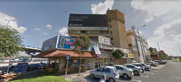 בניין המקלף 1  בחיפה | רמת הבניין classC | תמונה #0 - 1