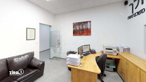 משרד בבניין בניין רב גל | קומה 3 | שטח 33מ״ר  | תמונה #7 - 1