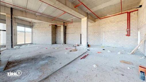 משרד בבניין בית שירה   קומה 0   שטח 150מ״ר    תמונה #13 - 1