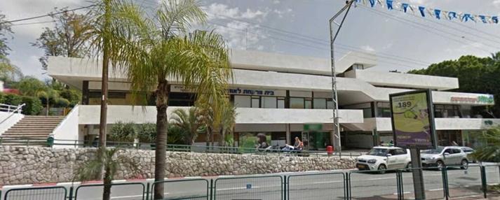 בניין מרכז אהרוני בכפר סבא | רמת הבניין classC | תמונה #7 - 1