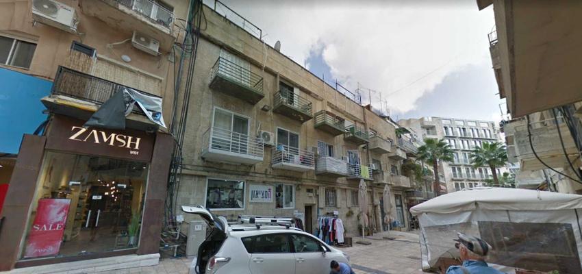 בניין דורות ראשונים 7 בירושלים   רמת הבניין classC   תמונה #0 - 1